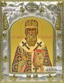 Макарий Московский, икона в ризе, артикул 42186