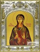 Параскева Пятница икона в ризе артикул 42823