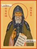 Серафим Вырицкий икона печатная на доске