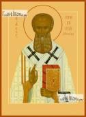 Григорий Богослов, икона печатная