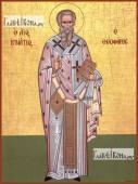 Игнатий Богоносец, икона печатная