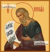 Иеремия пророк икона печатная на дереве