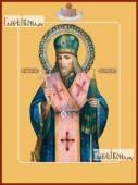 Иоасаф, епископ Белгородский, печатная на дереве икона
