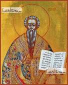 Лев Катанский, печатная икона