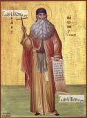 Максим Грек (ростовой), икона печатная