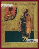 Михаил Тверской, печатная на дереве икона