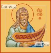 Ной праотец, икона печатная