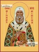 Петр, митрополит Московский, печатная икона