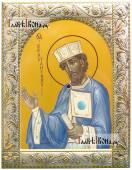 Иоанна Мироносица, икона в ризе классической