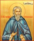 Роман Киржачский, рукописная именная икона