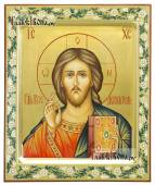 Вседержитель, рукописная икона, артикул 638