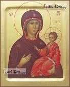 Смоленская Божия Матерь, писаная икона