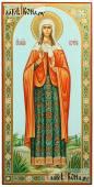 София Римская мученица - мерная икона образец