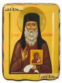 Леонид Устьнедумский - икона под старину