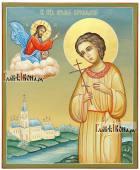 Артемий Веркольский, икона писаная артикул 6127