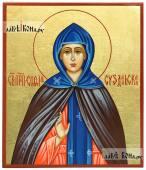 София Суздальская, рукописная икона, артикул 6206