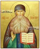 Максим Грек преподобный рукописная икона артикул 6279