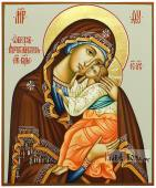 Икона Ярославской Божией Матери артикул 232