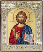 Икона Спас Премудрый, 12х14 см