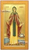 Мерная икона Иулиании Московской, ширина 30 см