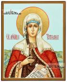Писаная икона мученицы Татианы фон - пейзаж артикул 506