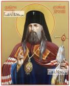 Писаная маслом икона Прокопия Херсонского (Титова)