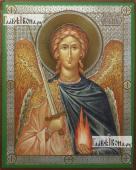 Уриил архангел, икона литография