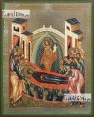Успение Пресвятой Богородицы, икона литография