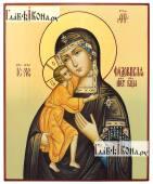Феодоровская, рукописная икона артикул 5319