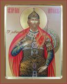 икона Ильи Муромца, артикул 6004