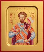 Феодор Тирон, печатная икона
