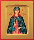 Иулия Карфагенская мученица печатная икона