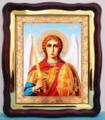 Михаил Архангел (пояс), аналойная икона (43 х 50 см)