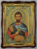 Виктор святой мученик, икона храмовая