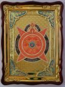 Всевидящее око икона храмовая