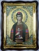 Князь Глеб страстотерпец, икона храмовая