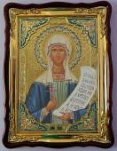 Дарья святая мученица икона храмовая