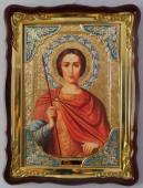 Дмитрий Солунский, икона 60х80см