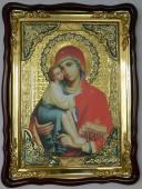 Донская Божия Матерь, икона храмовая