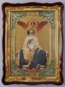 Евангелист Матфей, икона храмовая