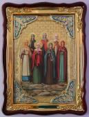 Жены-мироносицы, икона храмовая