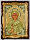 Зинаида мученица, икона храмовая