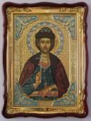 Игорь святой князь Черниговский, икона храмовая