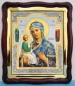 Иерусалимская Божия Матерь аналойная икона 43 х 50 см