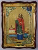 Иоанн Сочавский, ростовой, икона храмовая