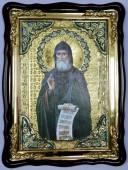 Иов, игумен Почаевский, икона храмовая