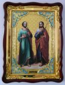 Косма и Дамиан, икона храмовая