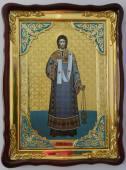 Лаврентий святой мученик, икона храмовая