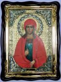 Маргарита мученица, икона храмовая