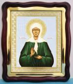Матрона Московская аналойная икона 43 х 50 см
